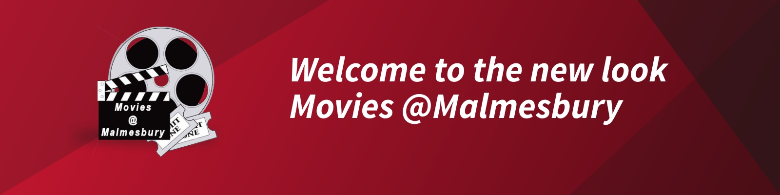 Welcome to the new Movies@Malmesbury