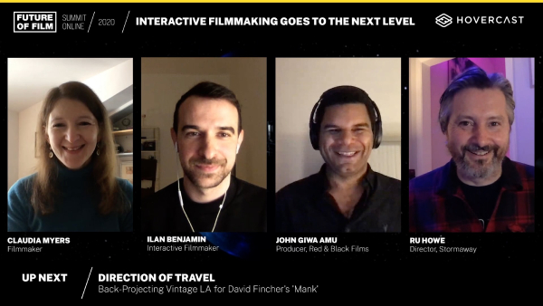 Future Of Film day 1 photo