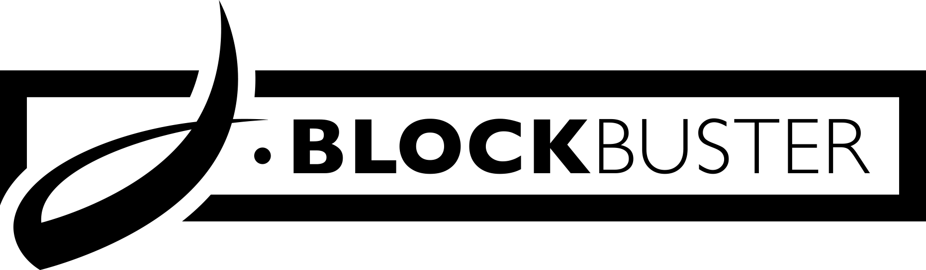 J-Blockbuster Logo