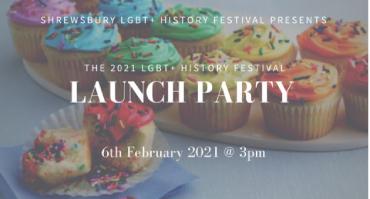 Shrewsbury LGBT+ History Festival image