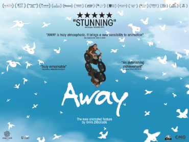 Away Film poster