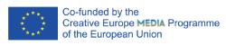 Creative Europe Media logo