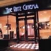 Ritz Cinema - Belper Logo