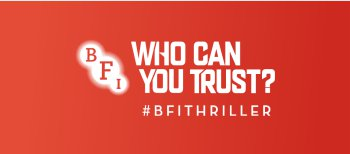 BFI Thriller Season Logo
