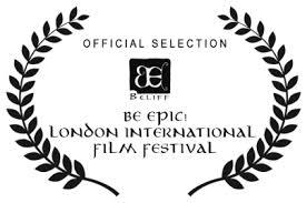 Be Epic! London International Film Festival Logo