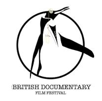 British Documentary Film Festival Logo