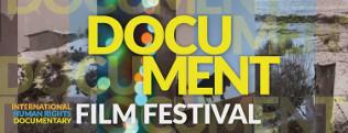 Document International Human Rights Film Festival Logo