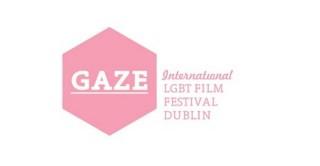 GAZE: International LGBT Film Festival Dublin Logo
