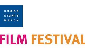 Human Rights Watch International Film Festival Logo