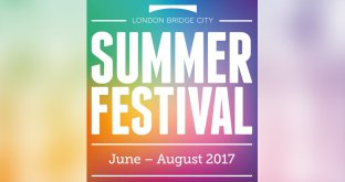 London Bridge City Summer Festival Logo