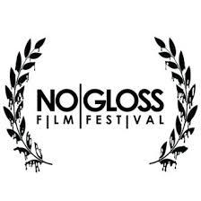 No/Gloss Film Festival Logo