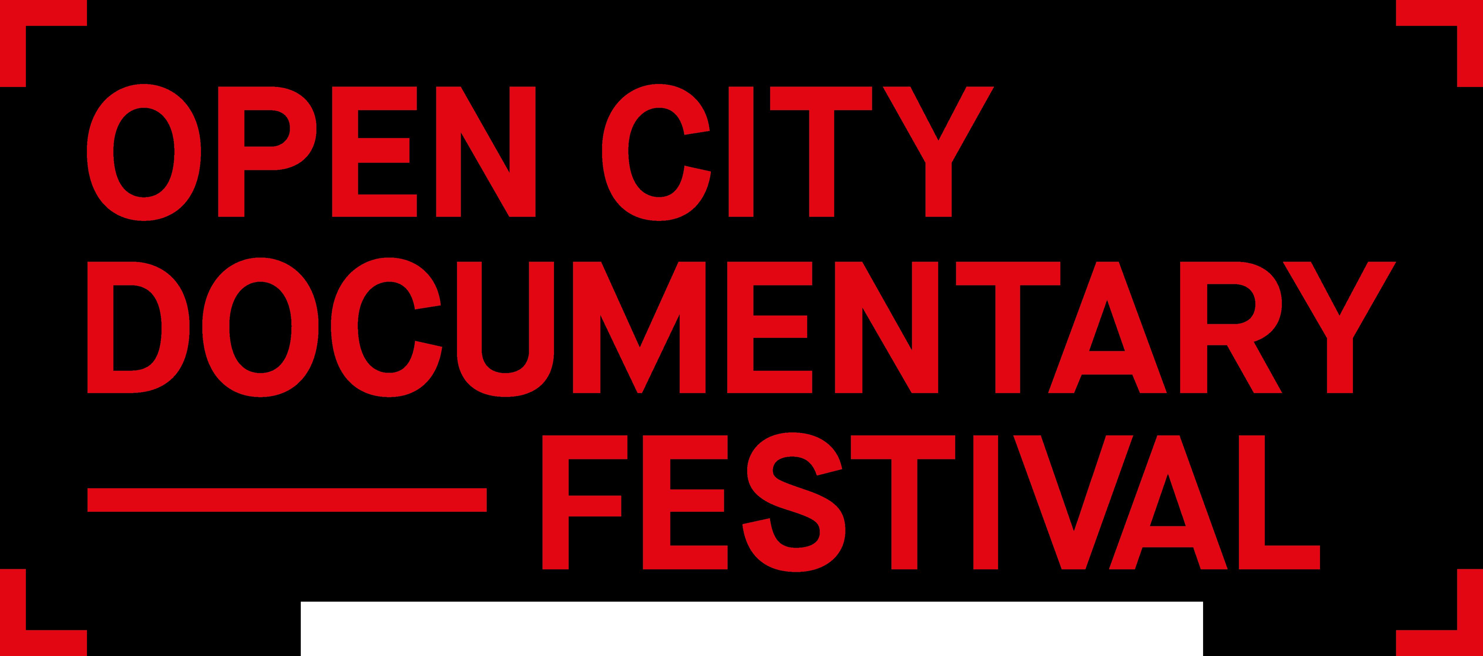 Open City Documentary Festival Logo