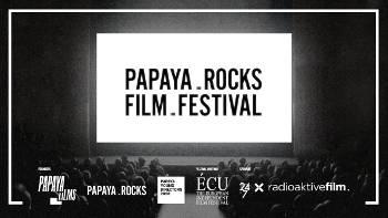 Papaya Rocks Film Festival Logo