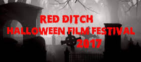 Red Ditch Halloween Film Festival Logo