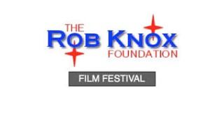 Rob Knox Film Festival Logo