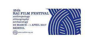 Royal Anthropologicial Institute Film Festival Logo