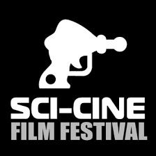 Sci-Cine Sci-fi & Fantasy Film Festival  Logo