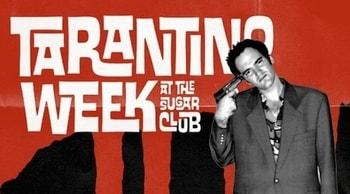 Tarantino Week  Logo