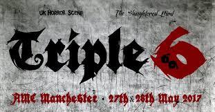 Triple Six Horror Film Festival Logo