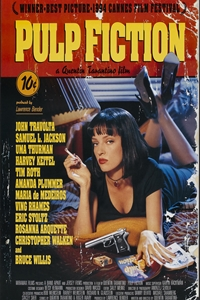 Pulp Fiction Logo