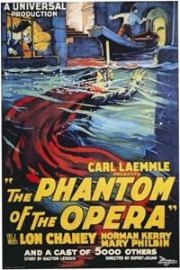 The Phantom of the Opera (1925) Logo
