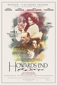 Howard's End Poster