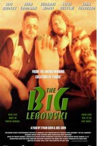 The Big Lebowski Logo