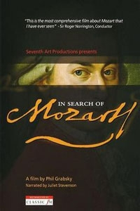 In Search of Mozart Logo