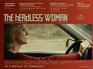 The Headless Woman (La mujer sin cabeza) Poster