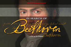 In Search of Beethoven Poster