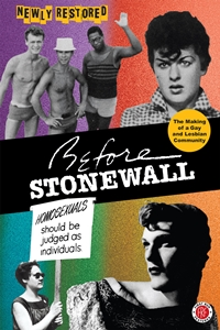 Before Stonewall (1984) Poster