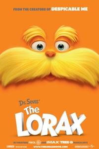 Dr. Seuss' The Lorax Logo
