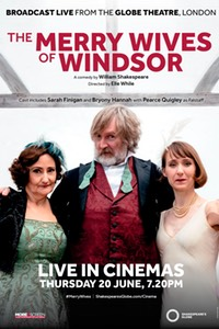 The Merry Wives of Windsor: Live from Shakespeare's Globe Poster