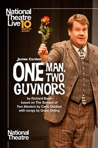National Theatre Live: One Man, Two Guvnors Poster