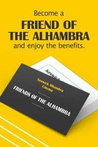 Friends of the Alhambra Logo