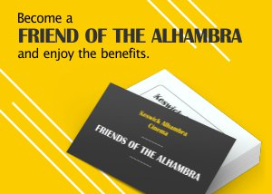 Friends of the Alhambra Poster