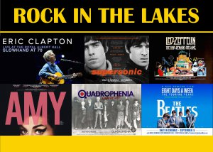 Rock in the Lakes Poster