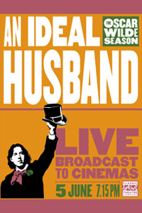 Oscar Wilde Season: An Ideal Husband Poster