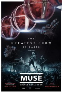 Muse Drones World Tour Poster