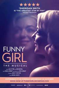 Funny Girl - The Musical  Poster