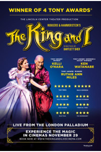 The King and I: Live  Poster