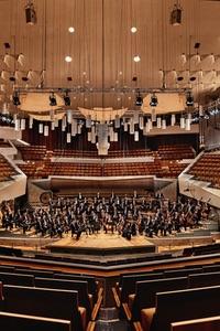Berliner Philharmoniker Live: New Year's Eve Concert 2018 Poster