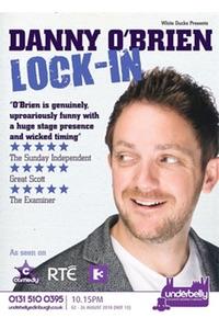 Danny O'Brien Lock In Poster