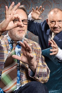 TV Preview: Vic and Bob's Big Night Out + Q&A with Vic Reeves and Bob Mortimer Poster