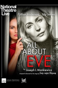 National Theatre Live: All About Eve Poster