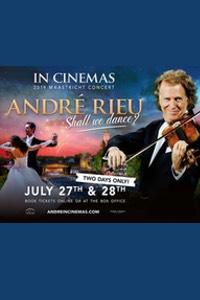 André Rieu 2019 Maastricht Concert: Shall We Dance? Poster