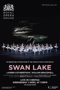 The Royal Ballet: Swan Lake (2020) Poster