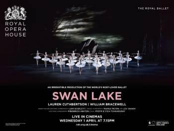 The Royal Ballet: Swan Lake (2020) Poster