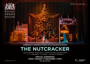 The Royal Ballet: The Nutcracker (2016) Poster