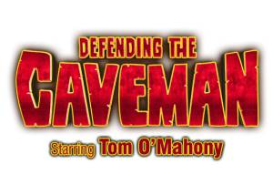 Defending the Caveman Poster